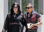 Kat Von D All Black Pregnant Husband Leafar