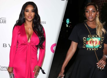 Kenya Moore Shades Nene Leakes Sheree Whitfield