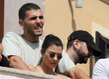 Kourtney Kardashian Boyfriend Younes Mad