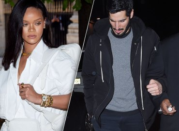 Rihanna Fighting Boyfriend Hassan Jameel