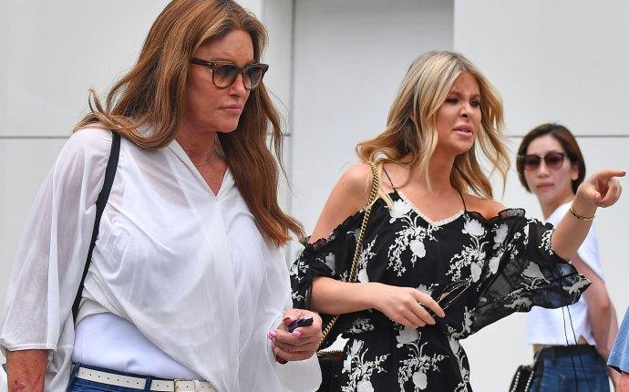 Sophia Hutchins Dating Caitlyn Jenner