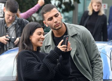 Younes Bendjima Kourtney Kardashian fight