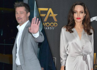 Angelina Jolie Brad Pitt Child Support Divorce