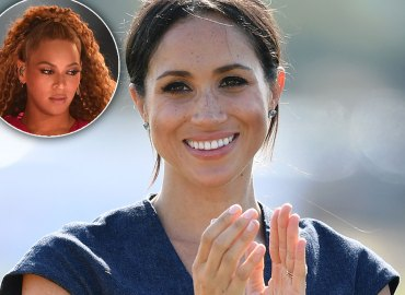 Beyonce Second Choice Vogue Meghan Markle star