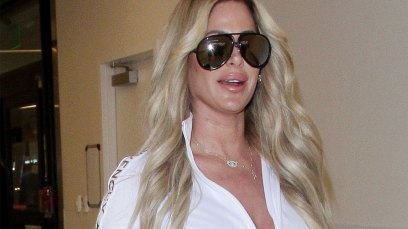 Kim Zolciak Son Dog Bite Comment Kash