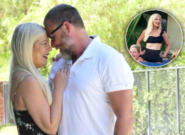 Tori Spelling Bikini Photo Dean Mcdermott Vacation