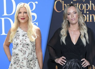 Tori Spelling Teddi Mellencamp weight loss coach