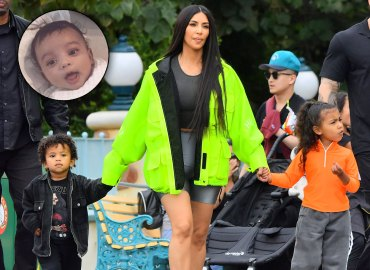 Chicago KUWTK Kim Kardashian baby North West Saint West