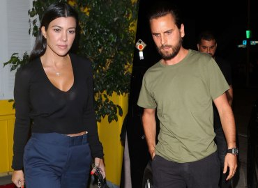 Kourtney Kardashian Scott Disick Sofia Richie Fight KUWTK