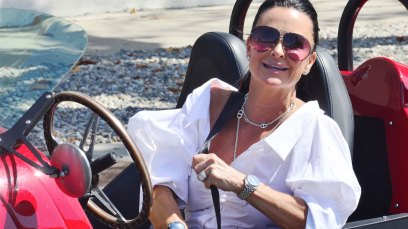 Kyle Richards tv show American Woman Canceled Sisters Feud