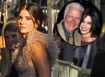 Sandra bullock dad father John Dead 93