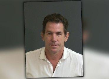 Thomas Ravenel Arrested mugshot Assault Sexual Assault Allegations