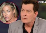 Denise Richards Still Giving In Charlie Sheen