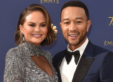 John Legend Chrissy Teigen Christmas Special NBC Legendary Christmas Album December