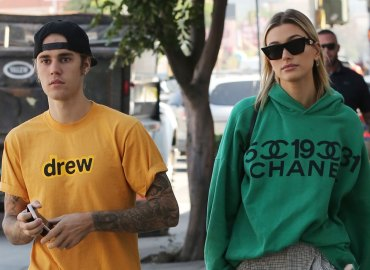 Justin Bieber Hailey Baldwin Married Trademark Name PDA Los Angeles Church