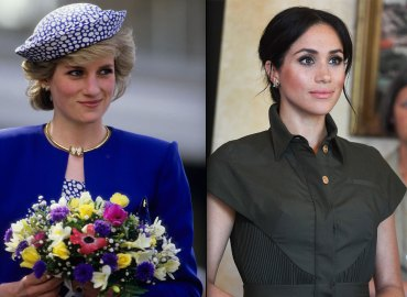 Meghan Markle Princess Diana Earrings Kate Middleton Jewelry Prince Harry Prince William
