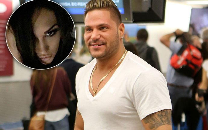 Ronnie Ortiz-Magro Jen Harley Fight Jersey Shore Instagram Atlantic City