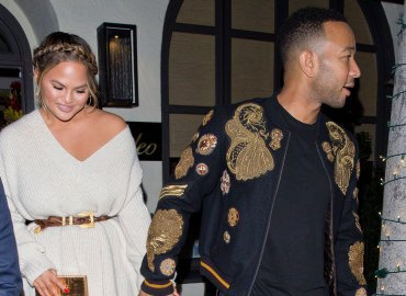 chrissy teigen john legend date los angeles cookbook