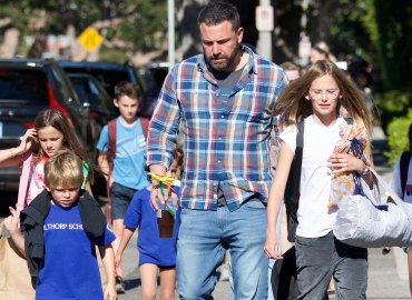 Ben Affleck failure Jennifer Garner boyfriend stepdad kids