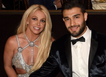 Britney spears pda sam asghari birthday