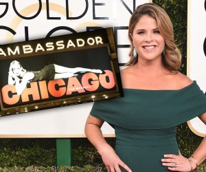 Jenna Bush Hager Broadway Chicago Debut Performance Acting Singing