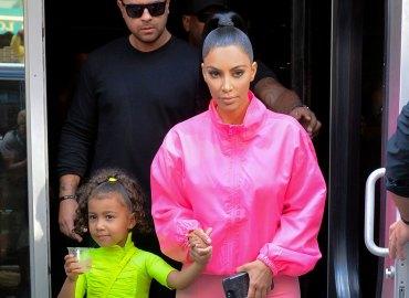 Kim Kardashian wildfires evacuate Kourtney Calabasas Kids
