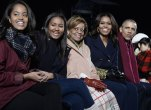 Michelle Obama Miscarriage IVF Memoir Sasha Malia Barack