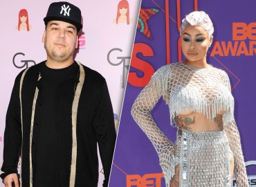 Rob Kardashian child support Blac Chyna custody battle Dream