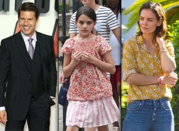 Tom cruise Suri custody Katie Holmes Christmas