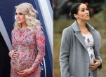 Celebrities expecting babies 2019 pregnant carrie underwood meghan markle