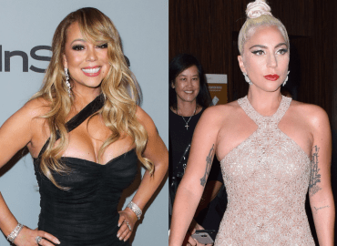 Mariah carey jealous lady gaga feud