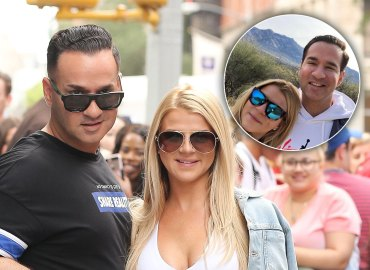 Mike the situation sorrentino honeymoon prison lauren pesce pics