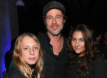 Brad pitt chris cornell kids tribute concert