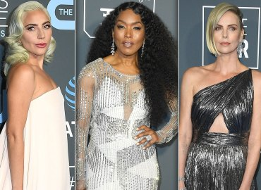 Critics choice awards 2019 red carpet photos