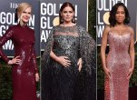 Golden globes red carpet 2019 best dressed