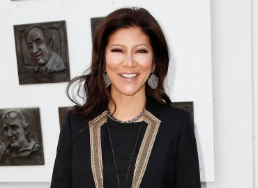 Julie chen reacts the talk replaced carrie ann inaba