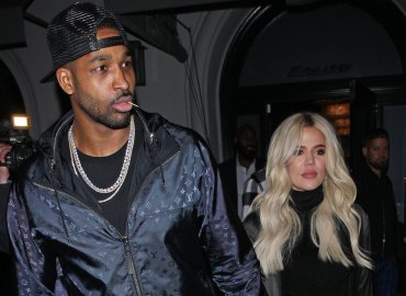 Khloe kardashian attends tristan thompson nba game los angeles photos
