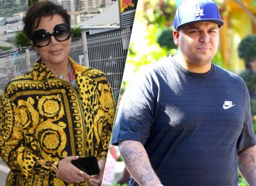 Kris jenner fed up rob kardashian unappreciative