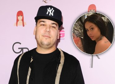 Rob kardashian pda alexis skyy blac chyna enemy video