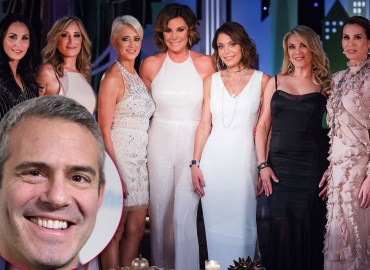 Andy Cohen Doesnt Invite Housewives To Baby Shower