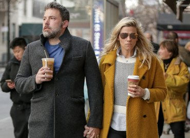Ben affleck lindsay shookus back together