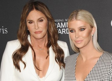 Caitlyn jenner sophia hutchins partners dating rumors
