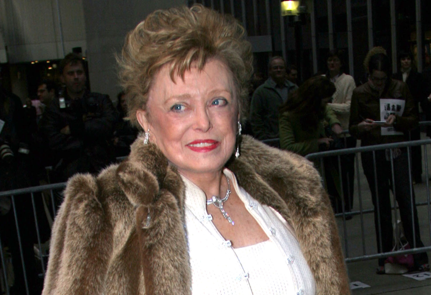 Rue McClanahan Almost Died Rare Respiratory Illness