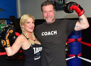 Tori spelling dean mcdermott boxing class money problems