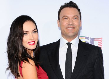 Brian austin green megan fox split vanessa marcil son