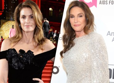 Cindy crawford daughter makeup tips caitlyn jenner mistaken