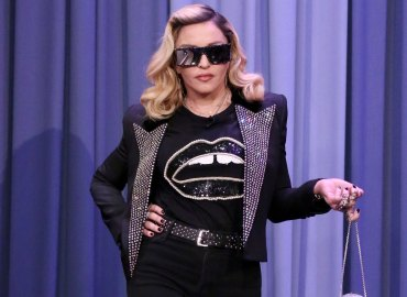 Madonna disturbing photo new music 2019
