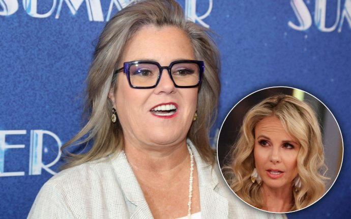 Rosie odonnell slams elisabeth hasselbeck jesus reaction crush the view