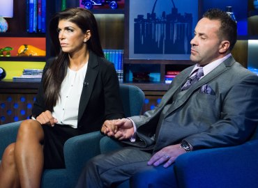 Teresa giudice husband Joe ice custody deportation RHONJ