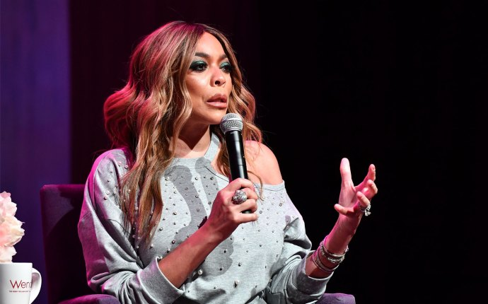 Wendy williams sober home crying confession